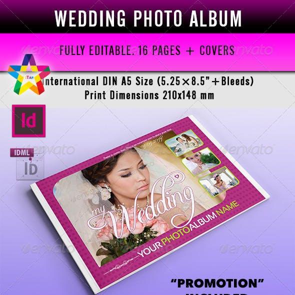 My Wedding Photo Album (v.1) indd