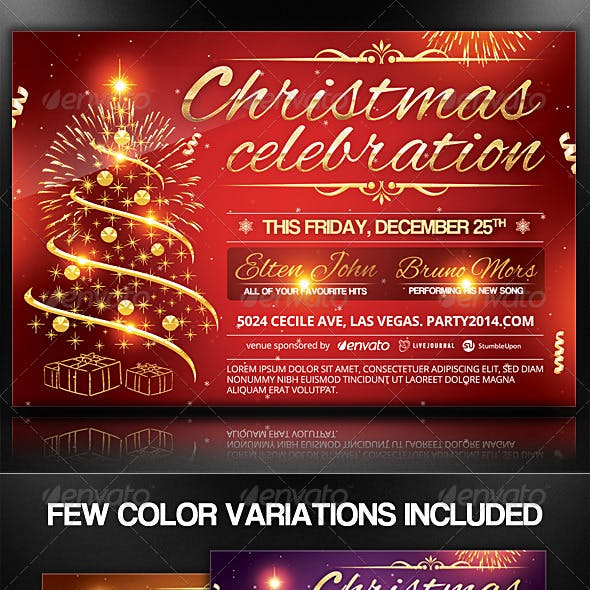 Christmas Flyer v2
