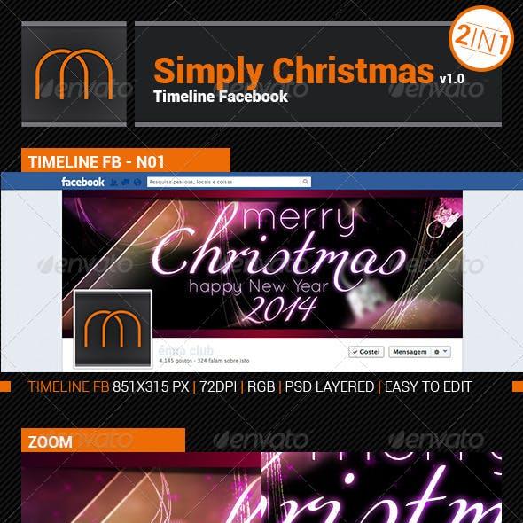 Simply Christmas - Timeline FB