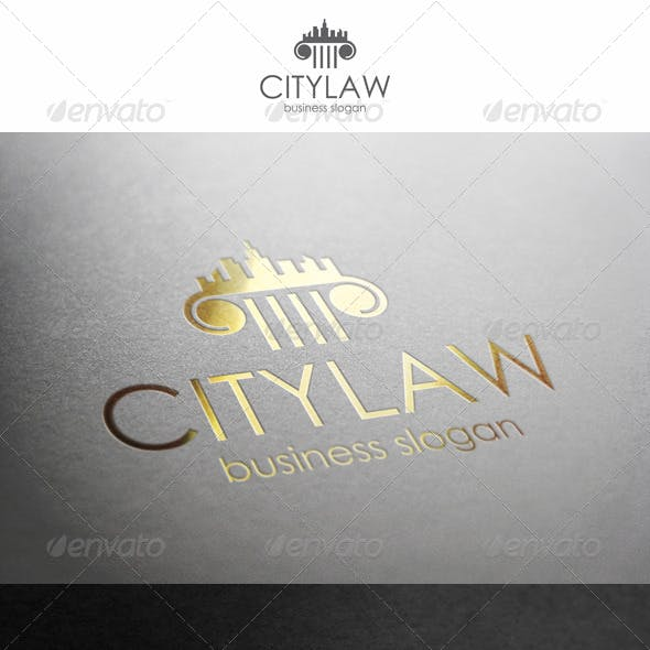 City Law Logo Firm