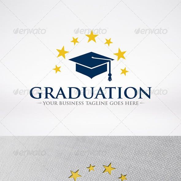 Graduate Logo Template