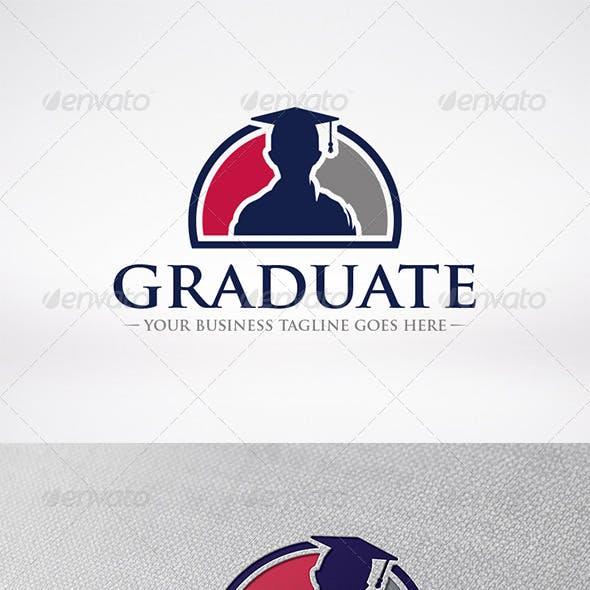 Graduated Logo Template