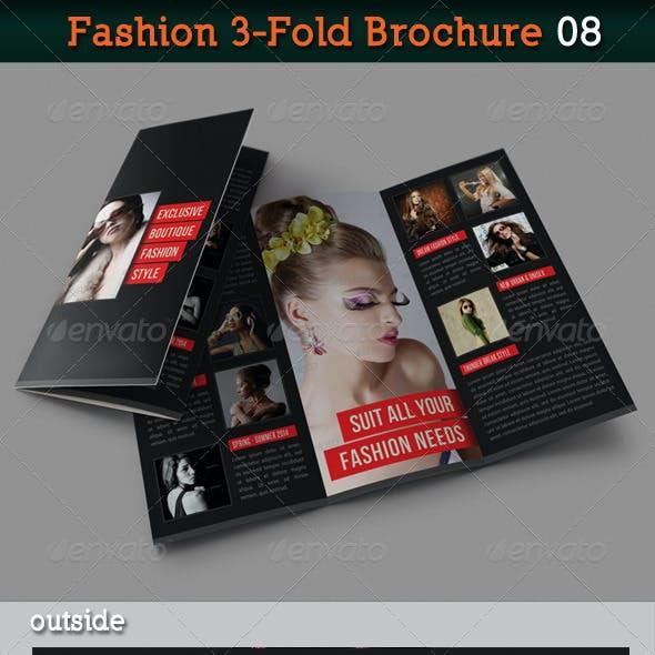 Fashion 3-Fold Brochure 08