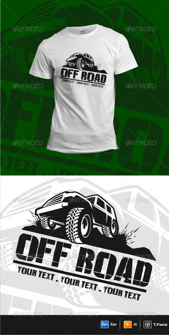 Off Road T-Shirts - T-Shirts