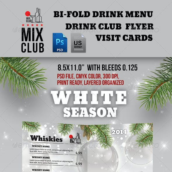 Mix Club - White Season