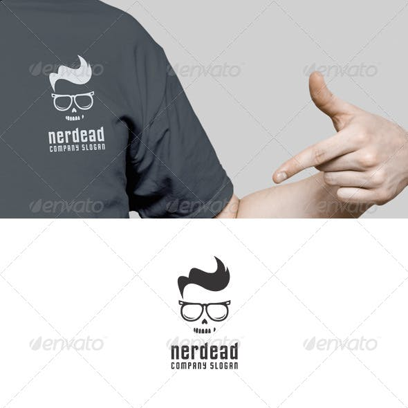 Nerded Logo