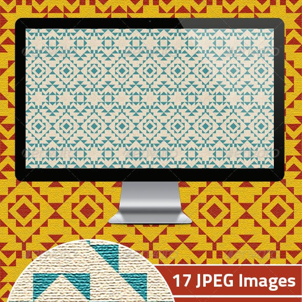 Medieval Pattern Backgrounds