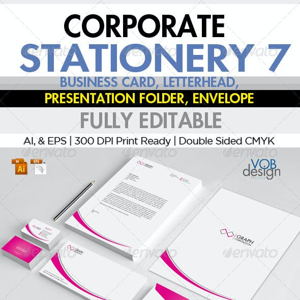 Corporate Stationery 7