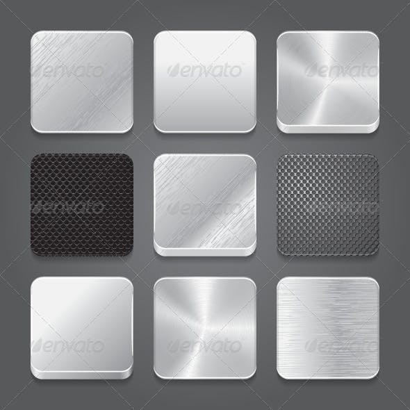 Set Metal App Icons