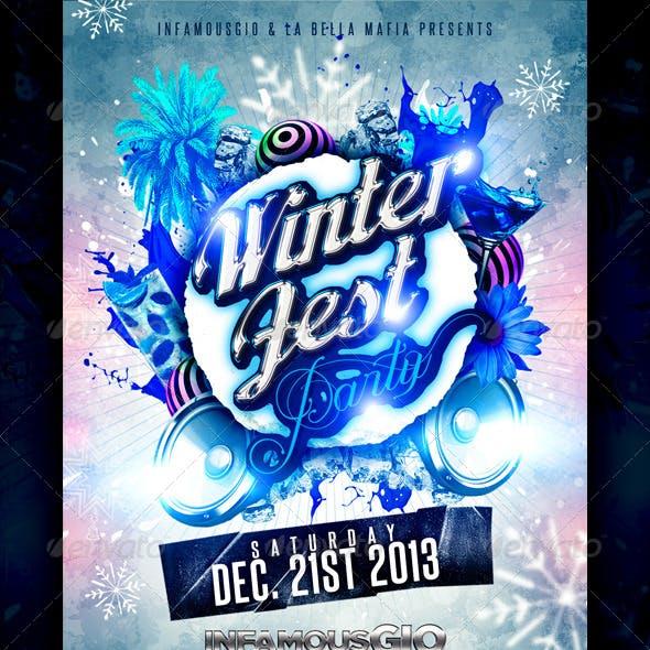 Winter Fest Party