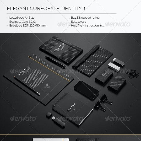 Elegant Corporate Identity 3
