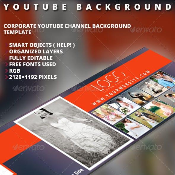 Photographer Youtube Background
