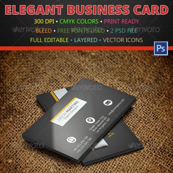 Creative Business Card 147
