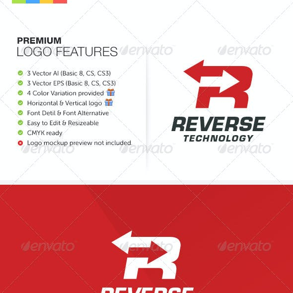 Reverse Technology Logo