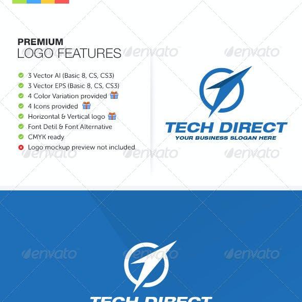 Direct Technology Logo