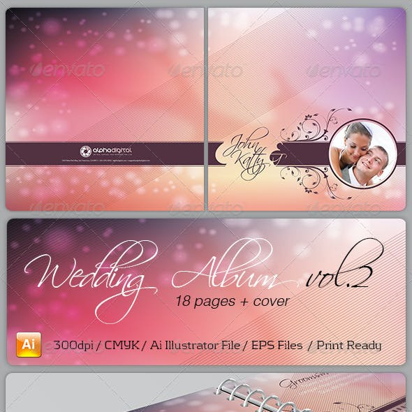 Wedding Album Vol.2