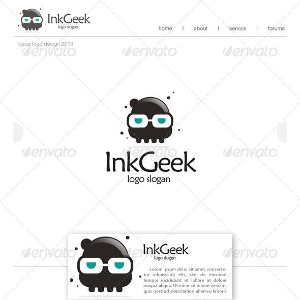 Ink Geek Logo