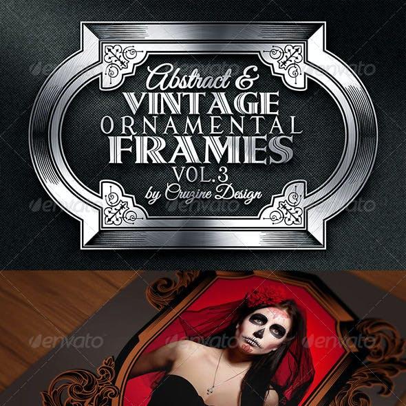 10 Frames Vol.3 - Vintage Ornament