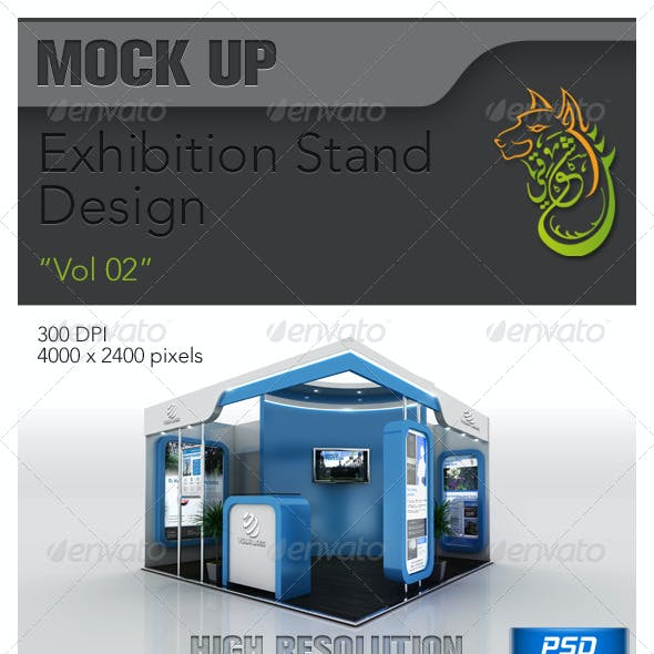 Exhibition Stand Design Vol 02