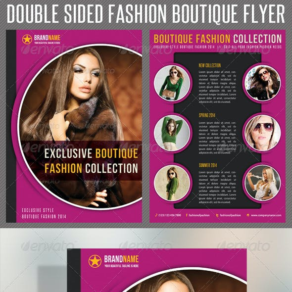 Fashion Product Flyer 21