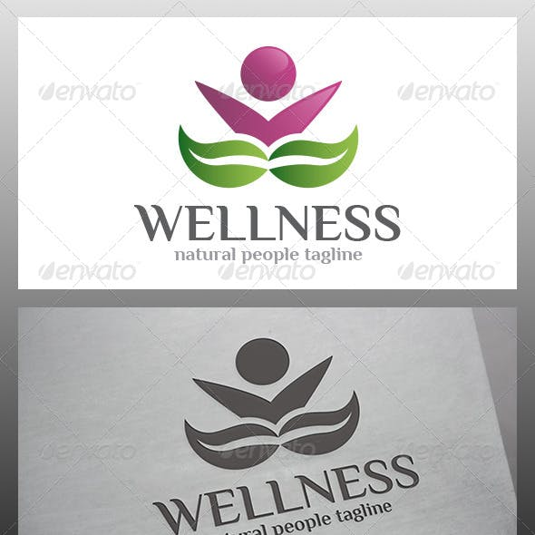 Wellness People Logo