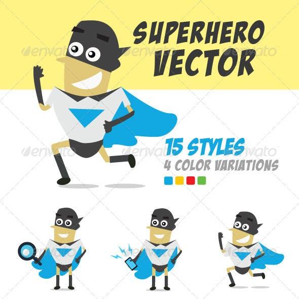Character Superheroes