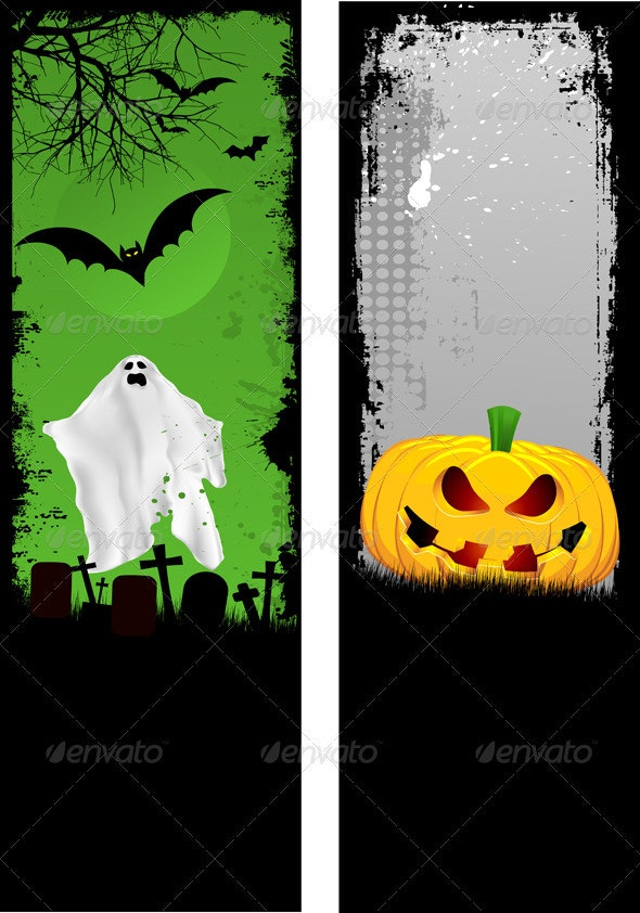 Grunge Halloween Backgrounds - Halloween Seasons/Holidays