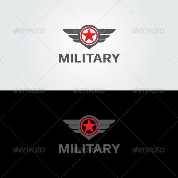Military 2 Logo