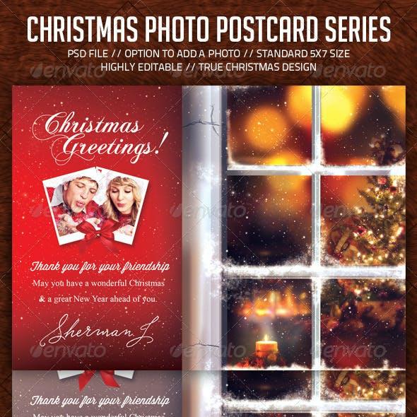 Christmas Postcard V.2
