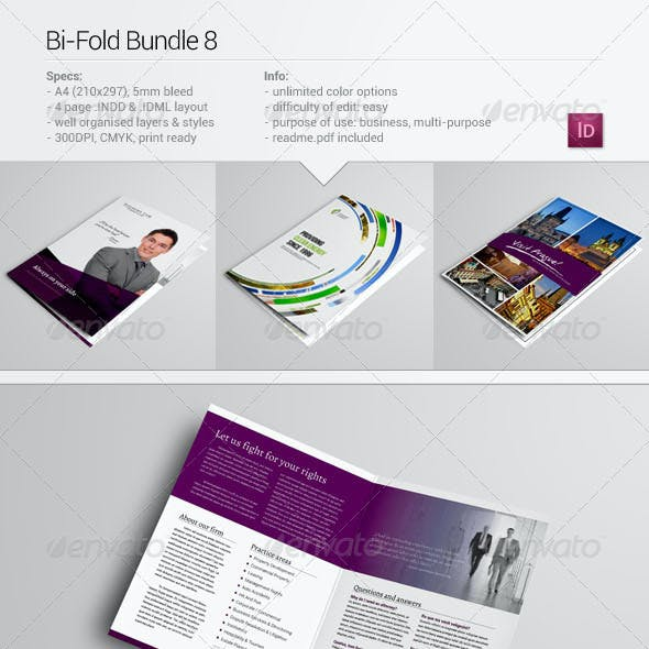 Bi-Fold Bundle 8