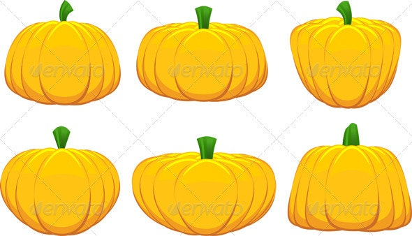 Pumpkins - Halloween Seasons/Holidays