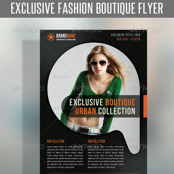 Fashion Product Flyer 22