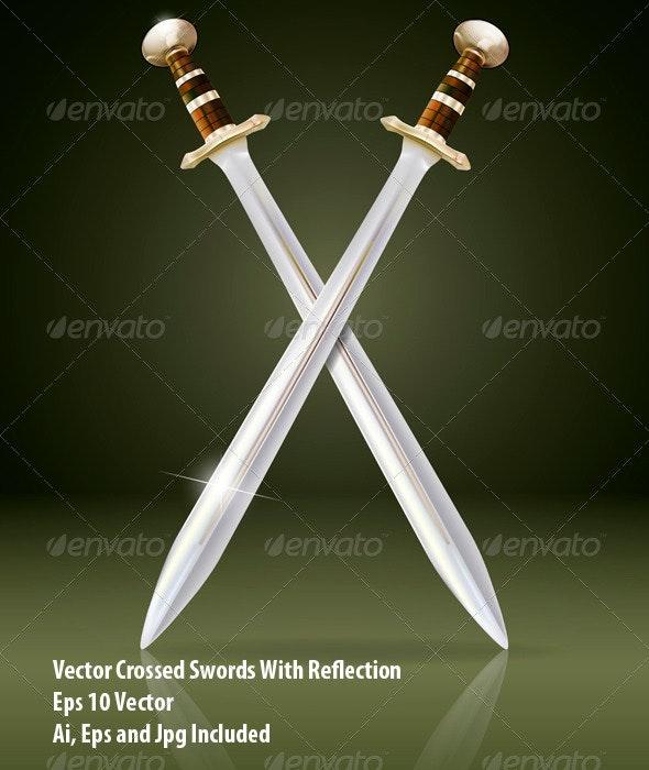 Swords - Conceptual Vectors