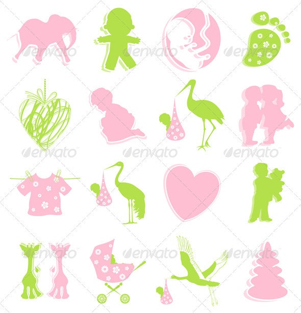 Birth icon2 - Miscellaneous Characters