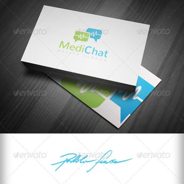 Medical Blog Logo - Health Blog Logo - Health Chat