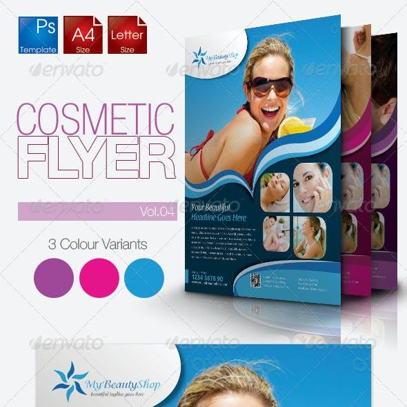 Cosmetic Flyer Vol.4