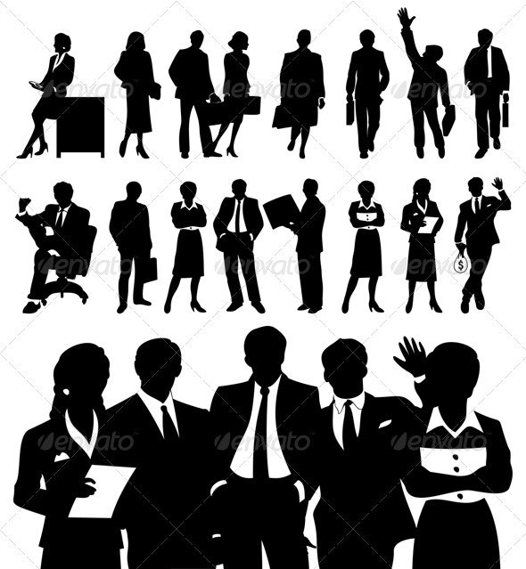 Businessman8 - People Characters