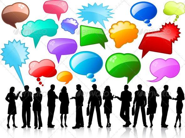Business conversations - Concepts Business