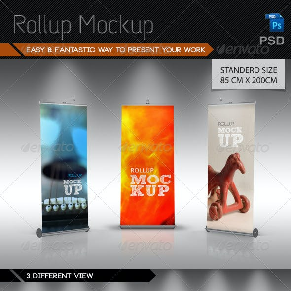Rollup Mockup V1.0