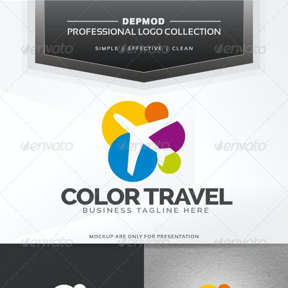 Color Travel Logo