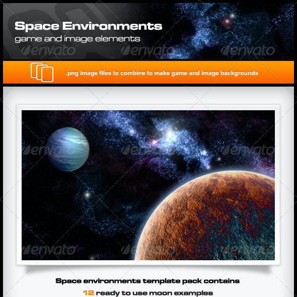 Space Environments Vol 1