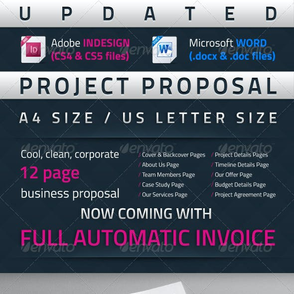 Project Proposal Template (Updated)
