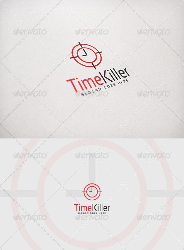 Time Killer - Objects Logo Templates