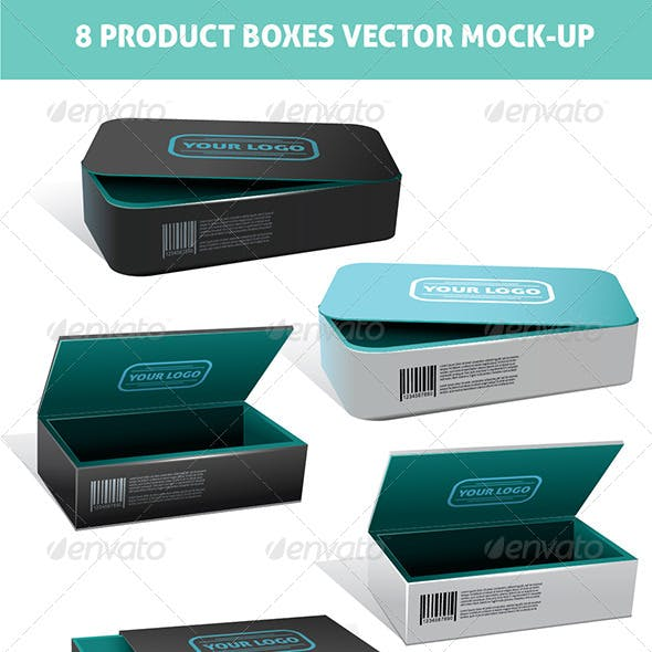 Packages Mockup