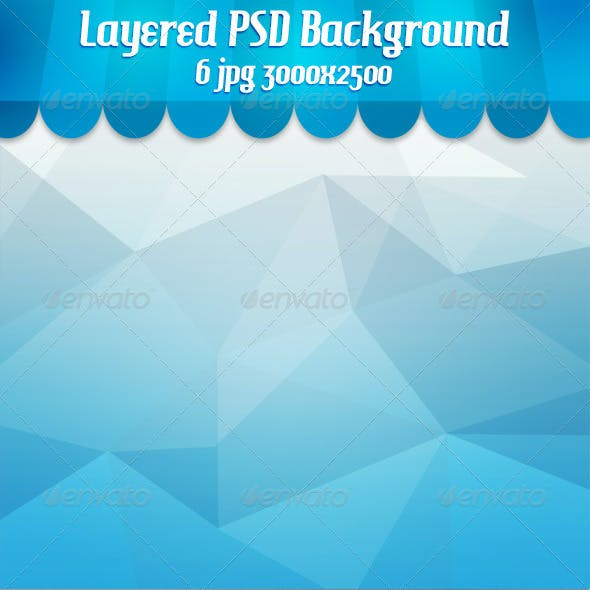 Polygons Background