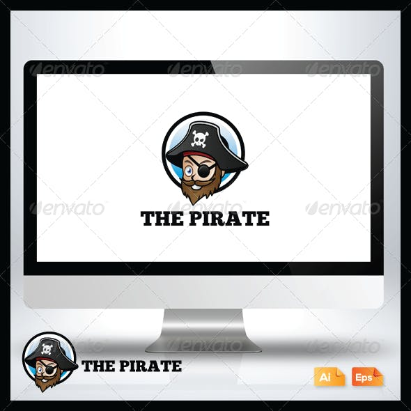 The Pirate Logo