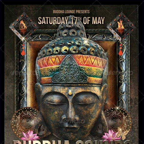 Buddha Style Club Flyer