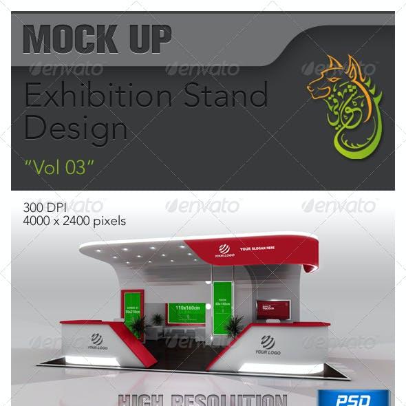 Exhibition Stand Design vol 03