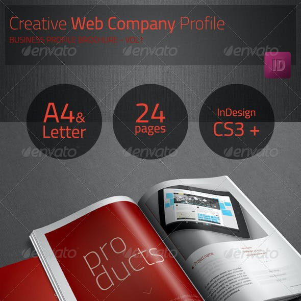 Business Brochure - Company Profile