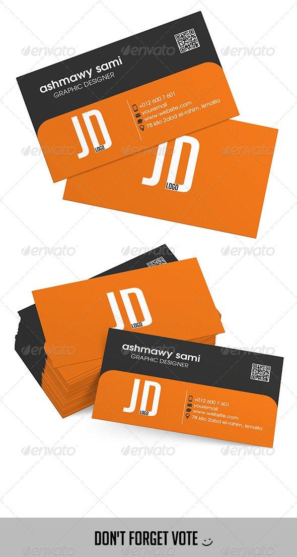 Creative Business Card --15 - Creative Business Cards